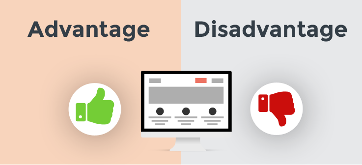 Advantages and Disadvantages of Single Page  Applications